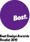Best Awards 2019 - Finalist Badge